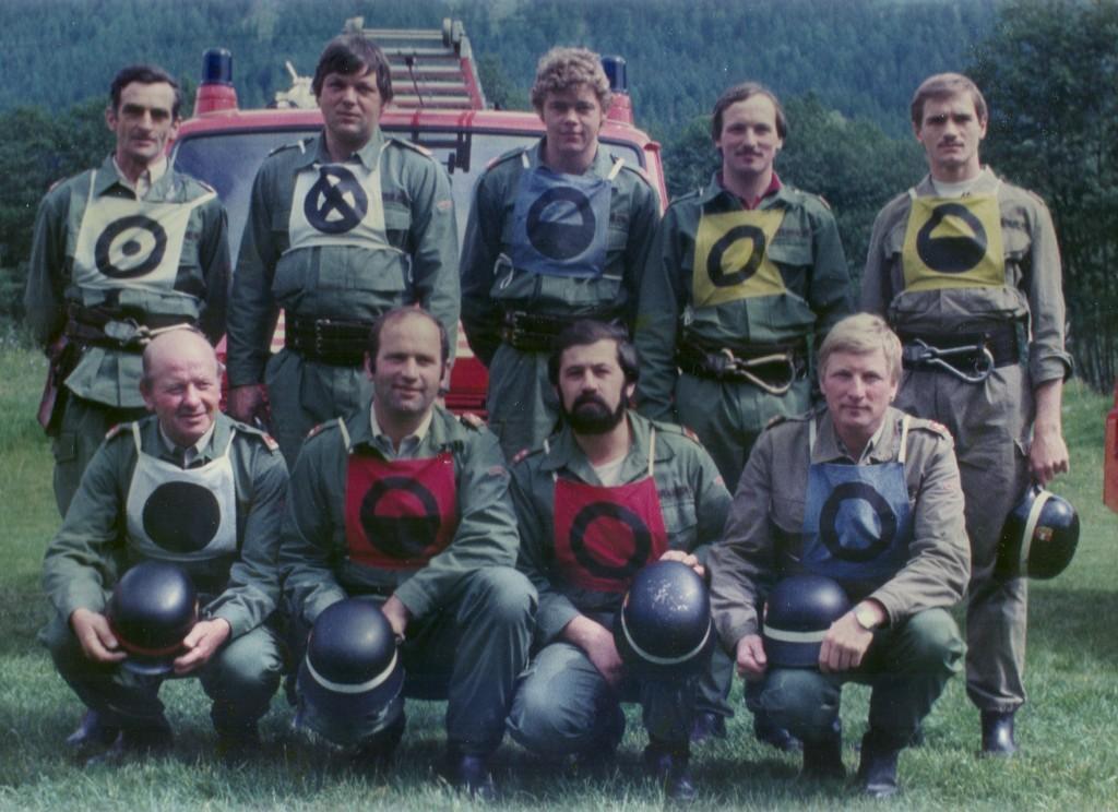 Bezirksleistungswettbewerb Stufe 4 in Obervellach