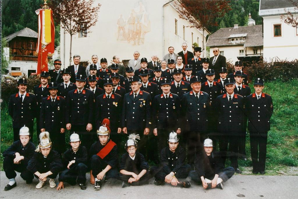 Mannschaftsfoto 1990